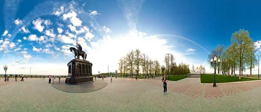 Парк (бульвар) им. А.С. Пушкина